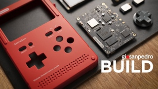 The GameShell - A Build-It-Yourself gaming device | Beat Building a gadget
