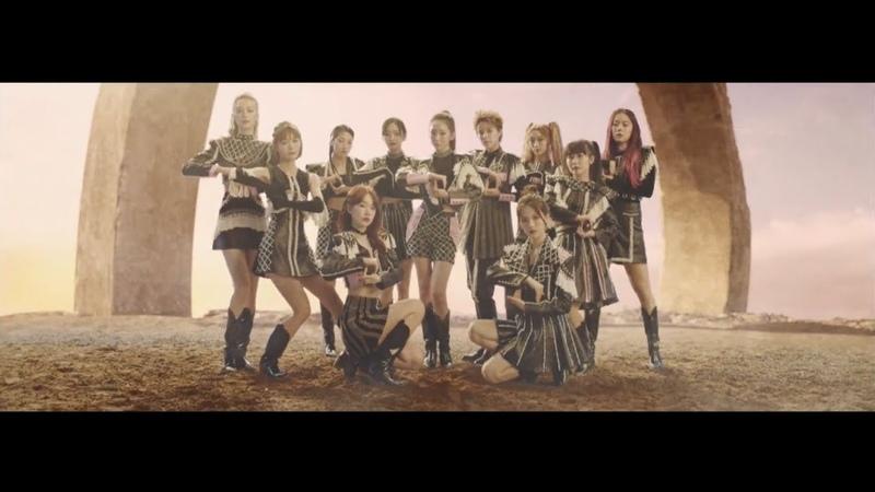 【火箭少女101最后一支MV】火箭少女101《硬糖》官方版,共同見證11少女的成382