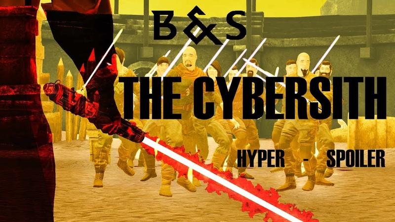 Blade Sorcery Star Wars mod || THE CYBERSITH
