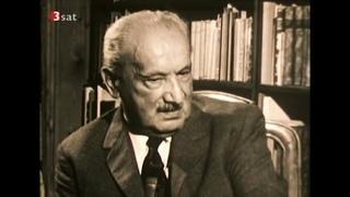 Heidegger on Being, Technology, & The Task of Thinking (1969)