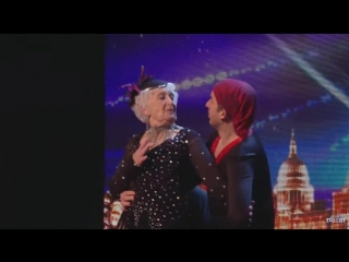 Nico & Paddy - Spectacular Salsa (Britain's Got Talent 2014)