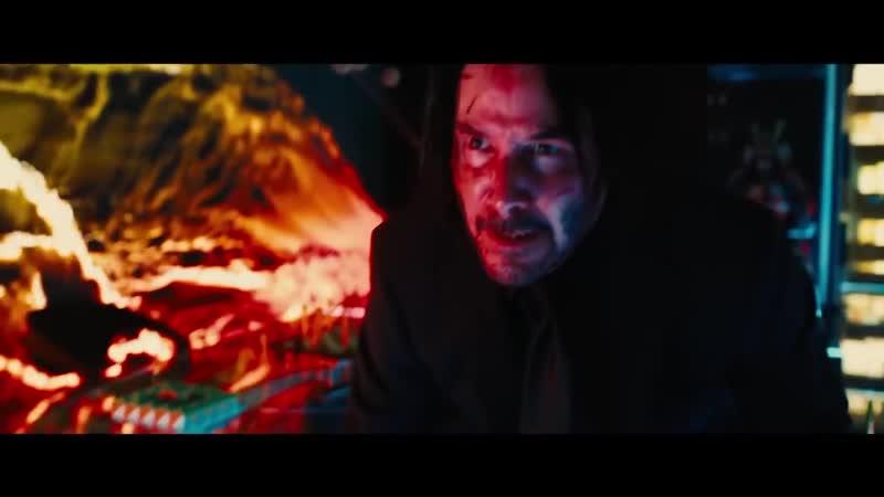 JOHN WICK 3 Official Trailer 2
