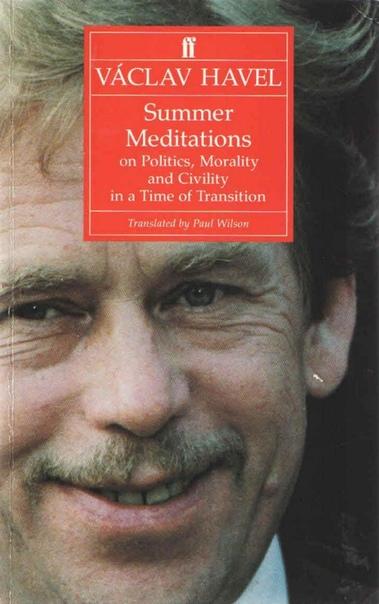 Havel, Vaclav - Summer Meditations (Faber, 1992)