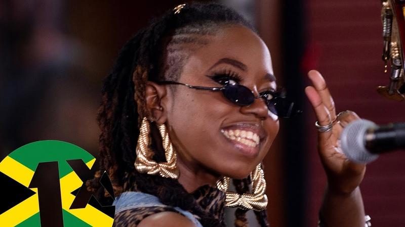 Jamila Falak - LA AAA ADY   Tuff Gong   1Xtra Jamaica 2020