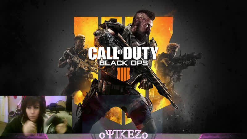 Going for our Duo Win on BlackOut, practice first! OyO