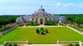 This Mega Mansion is Bigger Than the White House!
