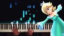 Super Mario Galaxy Rosalina's Observatory Piano Waltz Variations