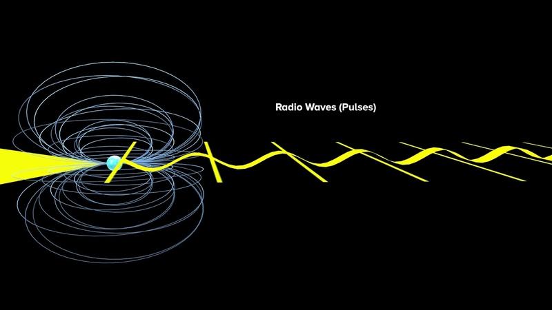 Демонстрация «эффекта Шапиро», позволившего вычислить массу нейтронной звезды