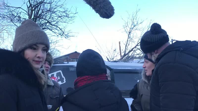 Бэкстейдж со съёмок сериала Мушкетеры 1