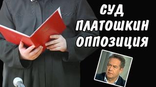 Политический суд доказал, что движение Николая Платошкина — реальная оппозиция в России