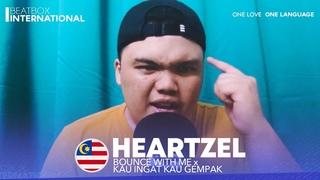 HEARTZEL 🇲🇾 | Bounce With Me x Kau Ingat Kau Gempak
