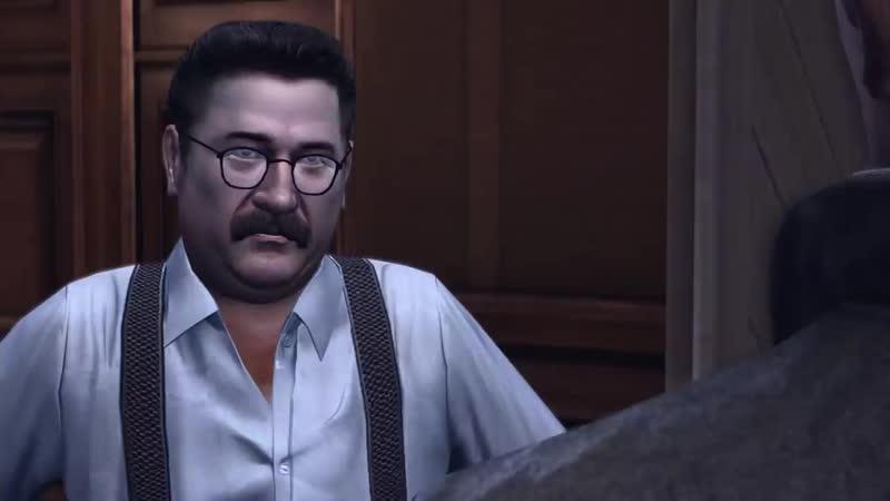 Вы доктор Эль Греко Нет художник блин Mafia 2