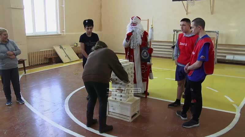 Второй турнир Новогодняя мишень стал поводом для соревнований между сборными Дома дружбы народов и студентов ЗлатИКа