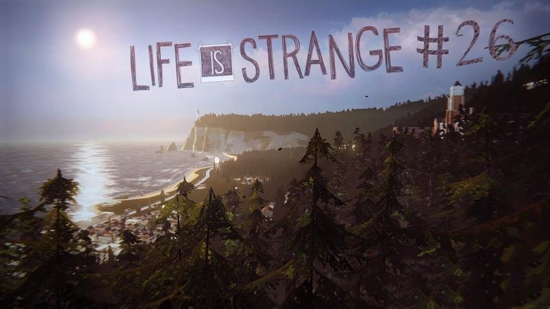 Life Is Strange Episode 4 - Мы нашли Рэйчел Эмбер 26