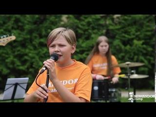 Camp Rock. Музыкальные каникулы в лагере Командор.