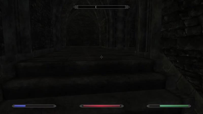 Максим Беззаботный TES 5 Skyrim Прохождение Пятые Врата The Fifth Gate 3 Куча зомби