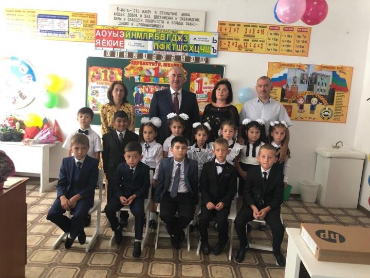 В КЧР школа получила интерактивный комплекс после обращения к Темрезову