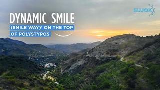 Dynamic Smile (Smile Way ) - Smile Meditation on top of Mountain⛰️😊