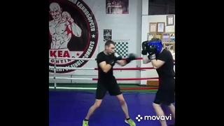 Бокс.Тренировка по боксу.Процесс и один из вариантов тренировки по боксу.Тренировка первая- утренняя