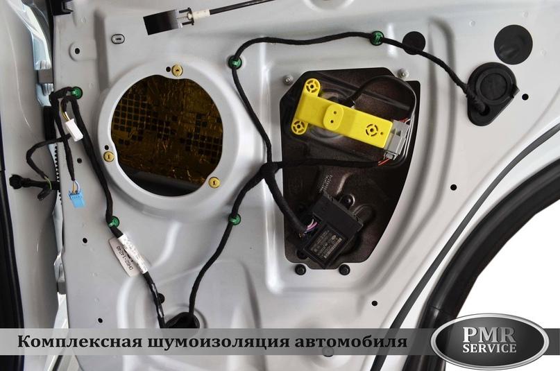 Комплексная шумоизоляция Land Rover Freelander 2, изображение №15