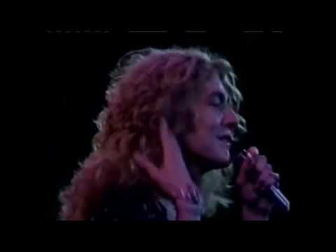 Led Zeppelin Live at Earls Court May 25th 1975 Video Official Songs Removed