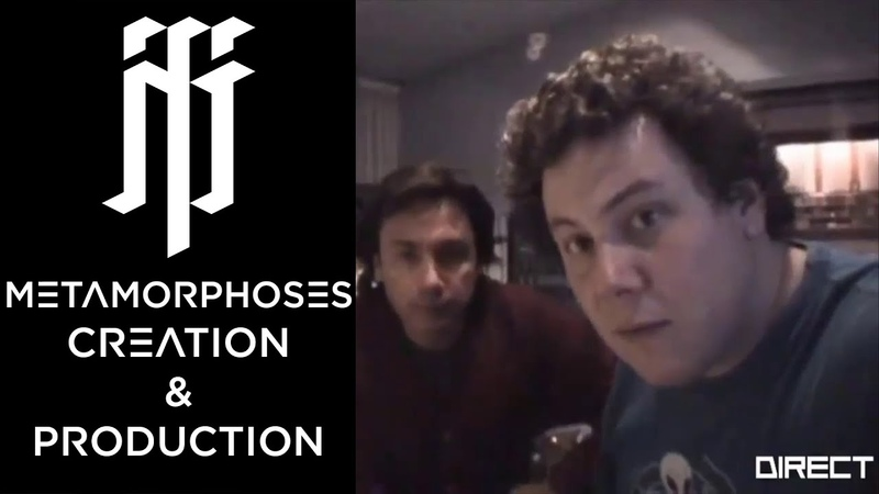 Jean Michel Jarre Joachim Garraud Metamorphoses Production Creation Subs Eng