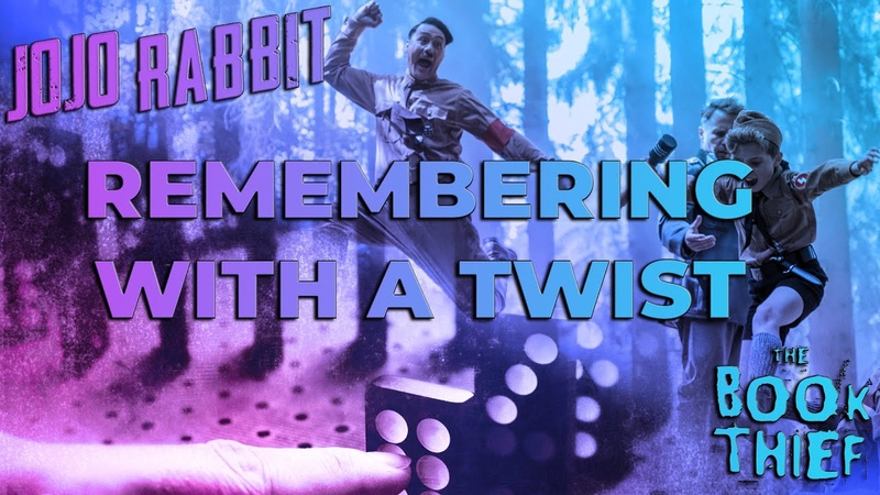 Remembering With A Twist A Jojo Rabbit The Book Thief Video Essay