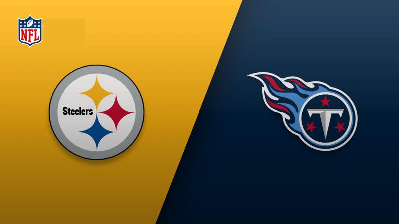Week 07 25 10 2020 PIT Steelers @ TEN Titans
