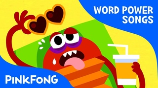 Weather | Word Power | Learn English | Pinkfong Songs for Children
