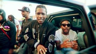 A$AP Ant & A$AP Rocky preview new SINGLE