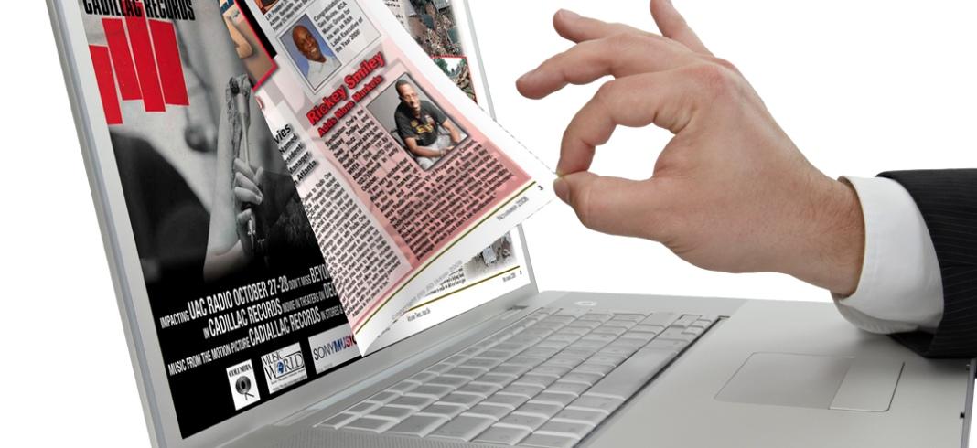 Особенности подачи новостей в интернете