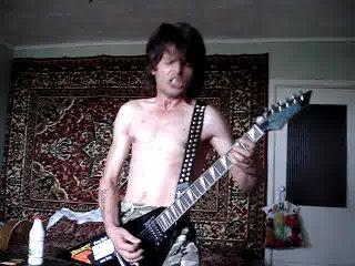Юрий Мегадэтов - This Was My Life (Megadeth cover)