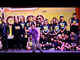 World of dance hawaii 2010: d-trix