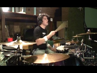 Cobus - Sistem Of A Down - Toxicity Drum cover