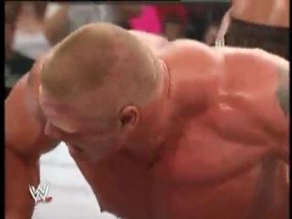 Brock Lesnar vs The Rock - Undisputed WWE Championship Match, SummerSlam 2002