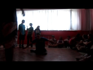 Жор001 Паппинг Паша Фёдоров vs Саша Концов 1 выход