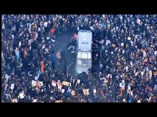 Take the Power Back: British Student Demonstrations - Best Video Ever!!