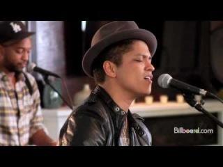 Bruno Mars - Grenade(Studio Session).