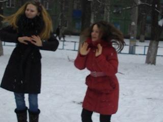 Sonya and Alina:)