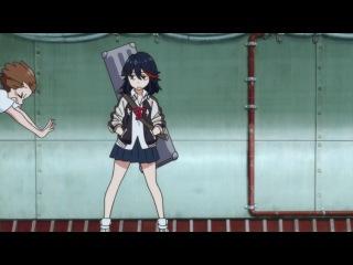 Tvアニメ「キルラキル」最新pv (kill la kill trailer full hd-1080p) [1080p]