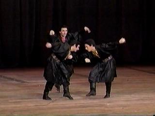 Ансамбль народного танца им. Игоря Моисеева - Калмыцкий танец