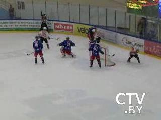 Максим Слыш, ХК «Юность» – о победе над «Шахтером»: Директор пришел в команду, сказал ребятам приятную новость