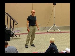 Pavel tsatsouline beyond stretching. Семинар по растяжке. Part 5