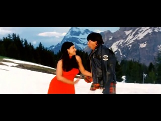"♫""непохищенная невеста""♫dilwale dulhania le jayenge * каджол и шахрук кхан (james jeff zanuck)"