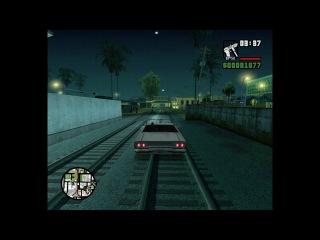 Прохождение Grant Theft Auto San Andreas (миссия 9) Сизар Виальпандо