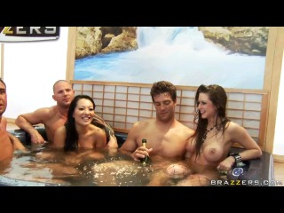 Tory Lane, Rachel RoXXX, Asa Akira - Brazzers Live 2   (2010г) (CD2)