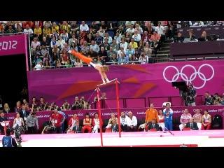Спортивная Гимнастика. Удивительное выступление на Олимпиаде