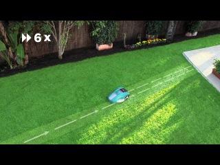 Робот газонокосилка Bosch Indego