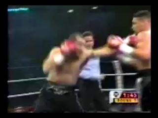 2000 12 09 Virgil Hill vs Fabrice Tiozzo II WBA cruserweight title