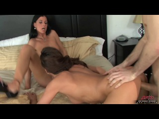 India Summer & Michelle Lay - You've Got a Mother Thing Cumming 2, scene 5 (2008)